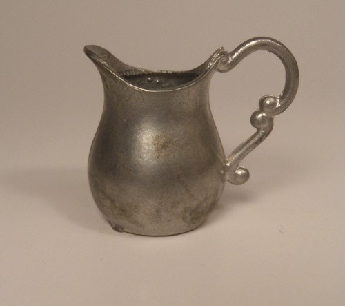 181 Miniature Dollhouse Green Bell Pepper Teapot