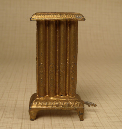 Radiator Tynietoy Accessory - Antique Dollhouse Miniatures & Accessories